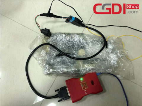 How to Use CGDI MB Erase & Reprogram TCM for Benz (5)