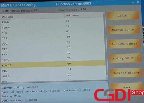 cgdi-bmw-mini-e-series-cas3+-coding-11