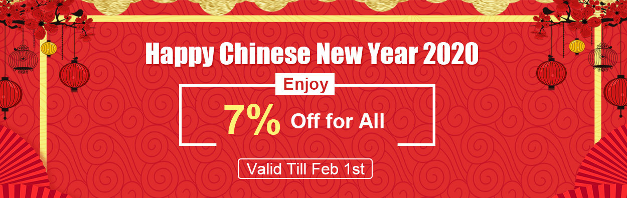 CGDI SHOP Chinese New Year 2020