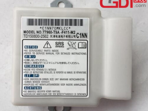 How to Use CG100 Prog to Repair Honda Airbag Module (1)