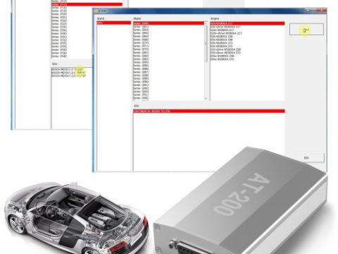 "The professional ECU programmer-BMW AT200 has been updated to V1.7.0. With new update, it can support more ECUs and make the operation more convenient. This article will share the latest software free download link, update details and quick guide to use it. 图1 Part 1: AT200 BMW V1.7.0 Update (March 20th, 2020) Free download link: https://mega.nz/#!S9sTAQ7C!lsmw-ExXwftL8bR2ZdKSuLVXyHLY0O0rTPTCSJNxwRM Update info: 1.Software interface optimization and upgrading: -Wiring diagram display -Font size -Menu display (classified display, consolidated display) -Added search function -Added help button 2.Added the engine types: -Added TC1766: Can-Am, KTM, Piaggio; -Added TC1767: Lincoln; -Added TC1797: Artec, Fendt, New Holland; -Repair some Bosch engine write abnormal problems -Optimized car diagram: BOSCH EDC17C10, BOSCH EDC17C41, BOSCH EDC17CP45, BOSCH EDC17CP48 ver2, BOSCH EDC17CP48, BOSCH MED17.9.3 - Added Traditional Chinese language Part 2: Quick Guide to use BMW AT-200 Software 1.After install AT200 V1.7.0, remember to check the driver. Then connect AT200 BMW ECU programmer to computer and vehicle 2.AT200 software home page Enter AT200 software, you can see the page with car brand, model, Engine-gearbox and ECU SN (Product serial number), current firmware/software version and device activation time remaining are at the bottom of the page. Note: Remaining time can be activated automatically after expiration or contact the manufacture 图2 3.Setting In the setting option, you can select any language based on your need 图3 Whether to tick the wiring diagram depends on your operating habits Font size can be adjusted between 8 and 20. 图4 There are two display modes: Category and Merge. The purpose of this option is to adjust the software architecture. 图5 This is Merge mode which is different from category as shown above. 图6 4.License In the license options, you can see all the authorization of software functions, incl. all the functions that need to be activated, mainly see ""Function name"" Note: If ""Function name"" indicated ""YES"", it is already opened, and ""No"" indicates that it is not opened. You can click ""Update Authorization"" to see if the function is enabled. 图7 5.Help This new function contains the instruction manual and operation video. Note: If you are not familiar with the product, you can click the corresponding tutorial title to watch. 图8 6.Search Select car brand and enter the DME module you need in the searching box 图9-10 7.Platform 1).Category mode: Select brand, model, Engine-gearbox and ECU, then click ""Platform"" 图11 Follow the prompt to double-click the wiring diagram to zoom in 图12 There are 9 operation options on the right: Wiring diagram, Identification, Modify VIN, Read ISN, Write ISN, Read DFlash, Write DFlash, Read PFlash and Write PFlash 图13 2). Merge mode: Select car brand and ECU, then click ""Platform"" 图14 It's same as Category mode, also can double click the wiring diagram to see the larger picture But in the mode, there are only 6 operation options incl. Wiring diagram, Identification, Read ISN, Write ISN, Backup data and Restore Data. 图15 Then you can operate according to your need. For your information, here is the related BMW AT200 V1.7.0 software basic operation video. https://www.youtube.com/watch?v=zL-DESRKS2M (设置可直接观看的视频) Learn more details about BMW AT200 AT-200 V1.7.0 ECU programmer & ISN OBD reader: http://www.cgdishop.com/wholesale/bmw-at-200-programmer.html"
