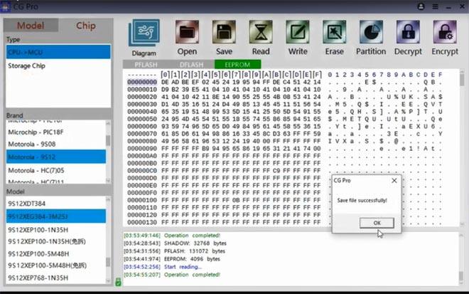 cg pro 9s12 repair bmw frm xeq384 5
