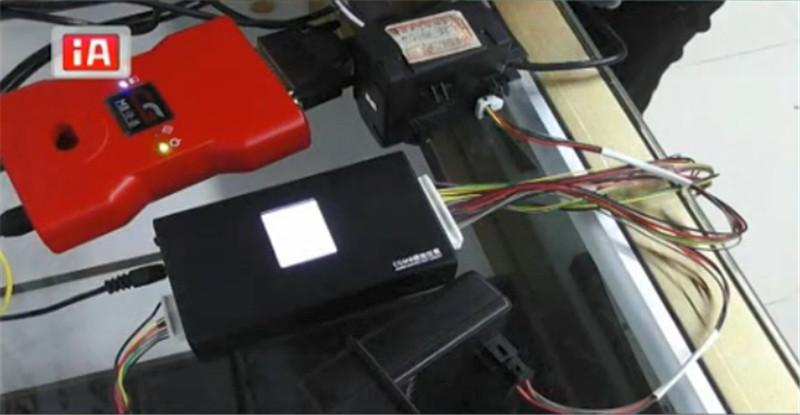 cgdi mb eis elv testing platform replace w204 2