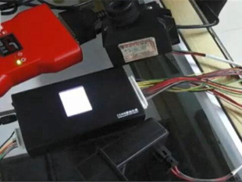 cgdi mb eis elv testing platform replace w204 7