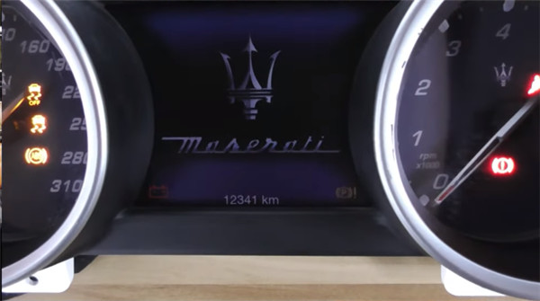 cgdi bmw change mileage for maserati 6