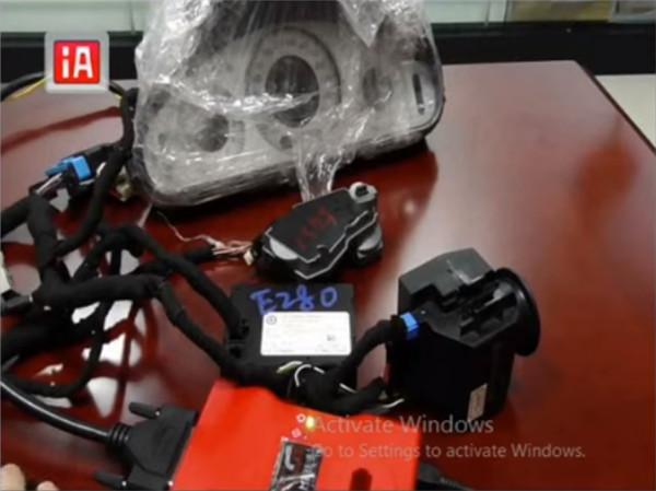 cgdi mb repair w211 fbs3 mileage 1